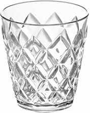 Koziol - Crystal Becher, 0.2 l / klar