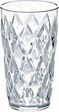 Koziol - Crystal Becher, 0.45 l / klar