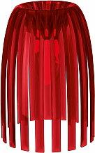 Koziol - Josephine Lampenschirm S, transparent rot