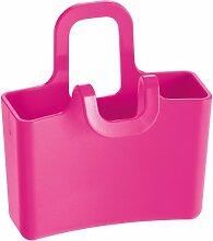 Koziol Tassenutensilo Lilli 2er-Set solid pink