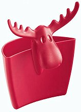 Koziol Tassenutensilo Rudolf, himbeerrot, 1 Stück