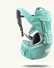 KPOON Babytrage Babytrage mit Abnehmbarer Hipseat