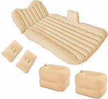 KPPTO Aufblasbares Bett für Auto, Rückseite,