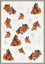 Kracht Reduziert Geschirrtücher mit Pferd, aus