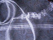 Kräuselband transparent 12 Meter Gardinenband