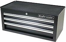 Kraftmeister Werkzeugkiste 26 mit 3 Schubladen ?