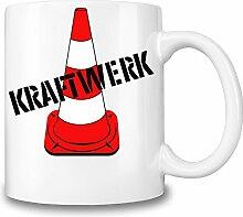 Kraftwerk Logo Becher-Schale