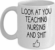 Krankenpfleger Kaffee-Haferl - Geschenkidee für