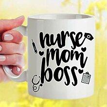 Krankenschwester Tasse Krankenschwester Mutter