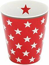 Krasilnikoff Becher Red Star