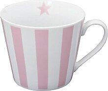 Krasilnikoff - Happy Cup/Henkeltasse/Kaffeetasse -