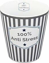Krasilnikoff Happy Mug Becher 100 % Anti Stress