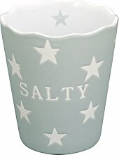 krasilnikoff Happy Stars Becher Salty light grey