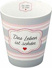 Krasilnikoff HM365 Mug/Becher/Tasse - Das Leben