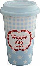 Krasilnikoff - Kaffee to Go Becher - Travel Mug -