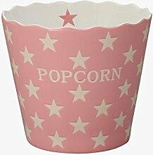 Krasilnikoff - Popcorn Schale, Schüssel - Pink