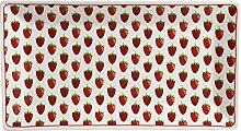 Krasilnikoff - Teller, Tablett - Erdbeeren -