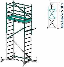 KRAUSE Arbeitsgerüst ClimTec Alu 4 m