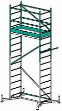 Krause Erweiterung auf 4 m Arbeitshöhe für ClimTec Argeitsgerüs