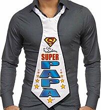 KRAVATION SUPER PA' - Maxi Krawatte Gadget
