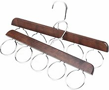 Krawattenbügel Gürtelschalaufhänger, Hält 5