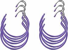 Krawattenbügel Schal Aufhänger für Schrank