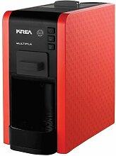 Krea es200r Maschine für Kaffee Espresso multicompatibile, Ro