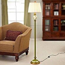 Kreativ Europäische - Stil Handgemalte Stehleuchte Wohnzimmer Sofa Schlafzimmer Warm Vertikale Lampen Stehleuchten