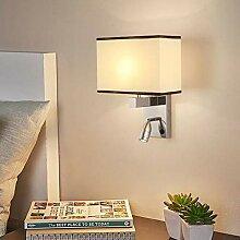 Kreativ Innere Wandleuchte Stoff Wandlampe