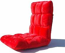 Kreativ Sofa Faltbare Sofa Rückenlehne Stuhl Balkon Kissen Sofa Stuhl Mode Persönlichkeit Komfortable Soft Freizeit Sofa ( farbe : #7 , größe : S )