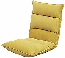 kreativ Sofa Faltbare Sofa Sessel Balkon Kissen Sofa Stuhl Fashion Persönlichkeit Weiche und bequeme Entspannung Sofa Liegestuhl ( farbe : # 2 )