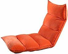 kreativ Sofa Faltbare Sofa Sessel Balkon Kissen Sofa Stuhl Fashion Persönlichkeit Weiche und bequeme Entspannung Sofa Liegestuhl ( farbe : #3 )