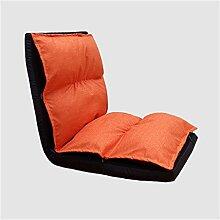kreativ Sofa Faltbare Sofa Sessel Balkon Kissen Sofa Stuhl Fashion Persönlichkeit Angenehm weiches Freizeit Sofa, tragbar ( farbe : #8 )