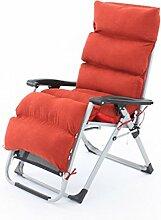 kreativ Sofa Faltbare Stuhl Sessel Sofa Stuhl Fashion Persönlichkeit Weiche und bequeme Entspannung Stuhl Liegestuhl ( farbe : # 2 )