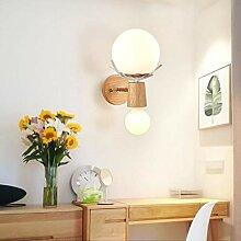 Kreativ Wandlampe Einfach LED Wandbeleuchtung