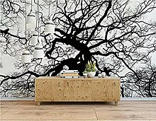 Kreative Baum Design 3D Foto Wallpaper