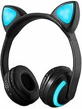 Kreative Bunte Leuchtende Drahtlose Headset