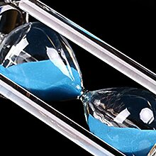 Kreative Crystal Sand Stunden Weihnachtsgeschenke Geburtstag Dekorationen Büro Dekoration-B
