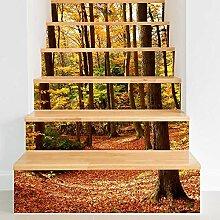 Kreative Dekorative 3D Wasserfall Bergwasser