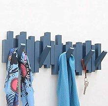 Kreative dekorative Wand Kleiderbügel