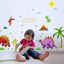 Kreative Dinosaurier Wohnzimmer Schlafzimmer