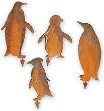 Kreative Feder Edelrost-Set süß Pinguin Tier