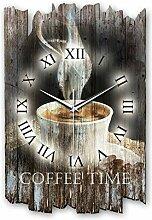 Kreative Feder Kaffee Shabby Style Designer