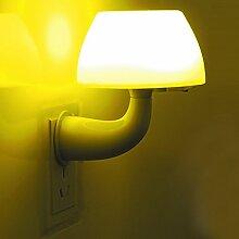 Kreative Fernerkundung LED Nachtlicht Schlafzimmer