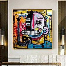 Kreative Graffiti Street Art Joachim Abstrakte