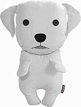 kreative Handmade Canva Puppe Spielzeug Dekoration Puppe Medium [Labrador]