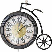 Kreative Home Decoration Industrie Wind Eisen Fahrrad Clock Wanduhr