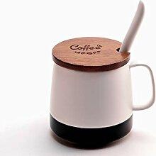 Kreative Kaffeetasse Set Einfache Peeling Becher