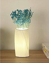 Kreative Keramik Lampe, Blumen Hochzeit Hochzeit