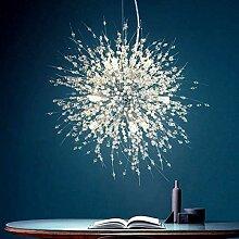Kreative Kristallleuchter einfache moderne